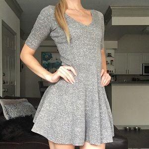 Grey Hollister Dress